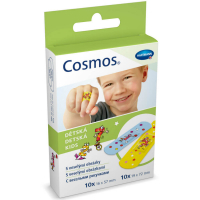 COSMOS Dětská náplast 2 velikosti 20 ks