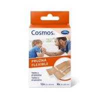 COSMOS Pružná náplast 2 velikosti 20 ks