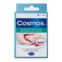 COSMOS  Twin tec náplasti na kuří oka 6 kusů