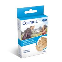 COSMOS Voděodolná náplast 5 velikostí 20 ks
