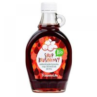 COUNTRY LIFE Brusinkový sirup BIO 250 ml