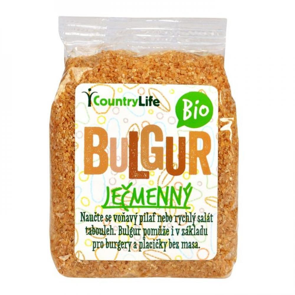 COUNTRY LIFE bulgur ječmenný BIO 250 g