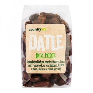 COUNTRY LIFE Datle sušené bez pecek 250 g