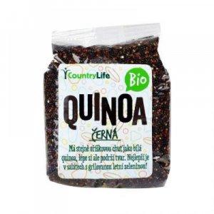 COUNTRY LIFE Quinoa černá BIO 250 g