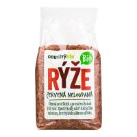 COUNTRY LIFE Rýže červená neloupaná 500g BIO