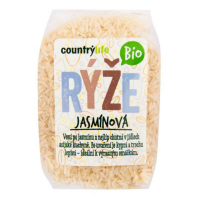 COUNTRY LIFE Rýže jasmínová 500 g BIO
