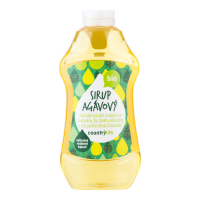 COUNTRYLIFE Agávový sirup 874 ml BIO