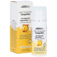 COUPELIAC zklidňující denní krém SPF 15 50 ml