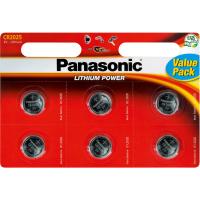 PANASONIC Lithiová baterie CR-2025 6BP Li