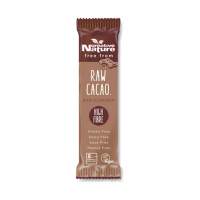 CREATIVE NATURE Raw Flapjack s kakaem 38g