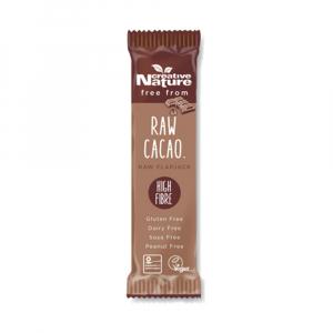 CREATIVE NATURE Raw Flapjack s kakaem 38 g