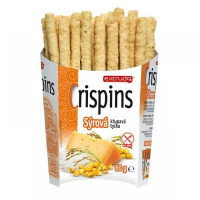 EXTRUDO Crispins tyčka Sýr 60 g