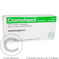 CROMOHEXAL  1X30ML Roztok ve spreji