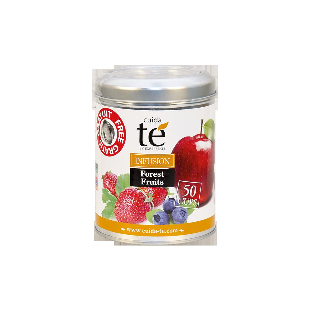 CUIDATE Čaj sypaný Lesní plody 100 g