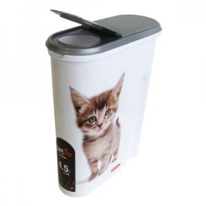 Curver kontejner na suché krmivo 1 kg kočka