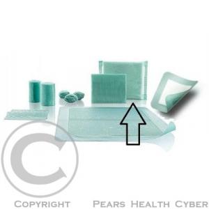 BSN MEDICAL Cutimed Sorbact 10 x 10 cm 5 ks antimikrobiální savý kompresor