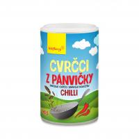WOLFBERRY Cvrčci z pánvičky chilli 40 g