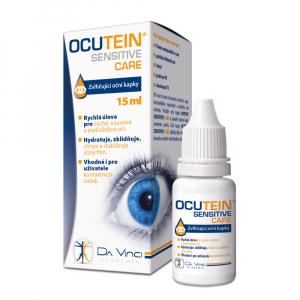 DA VINCI ACADEMIA Ocutein Sensitive Care oční kapky 15 ml