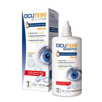 DA VINCI ACADEMIA Ocutein Sensitive roztok na kontaktní čočky 360 ml