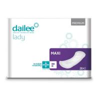 DAILEE Lady Premium MAXI inkontinenční vložky 28 ks