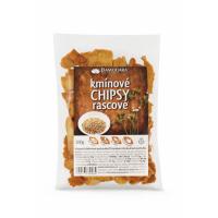 DAMODARA Chipsy kmínové 100 g