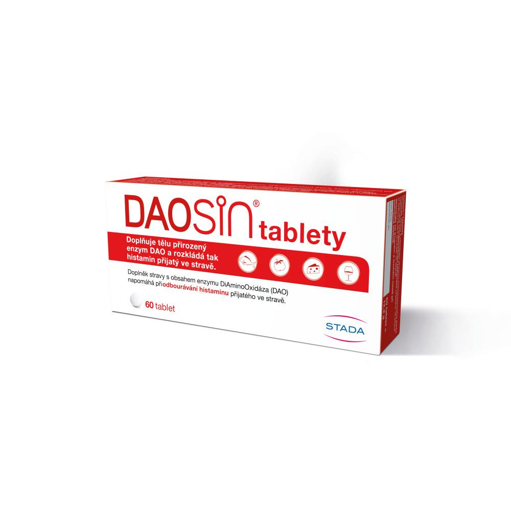 DAOSIN tablety 60 tablet