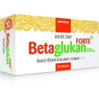 DÁREK AUROVITAS Betaglukan Forte 250 mg 30 tobolek