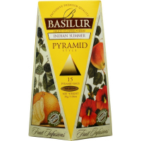 DÁREK BASILUR Fruit Indian Summer Pyramid 15x 2 g