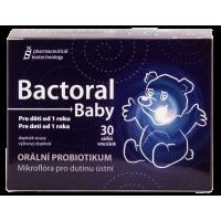 DÁREK  FAVEA Bactoral Baby 30 sáčků
