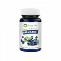 DÁREK PHARMA ACTIV Bilberry 55 tablet