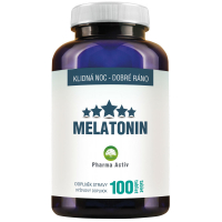 DÁREK PHARMA ACTIV Melatonin 100 tablet