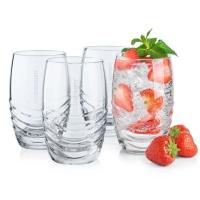 Dárek SodaStream sklenice 4 ks