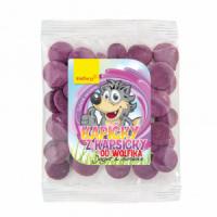 WOLFBERRY Kapičky z kapsičky od Wolfíka jogurt, borůvka 17 g