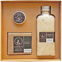 ANGELIC Koupelová sůl očišťující Mrtvé moře dárková krabička
