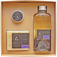 ANGELIC Tělové olejové cuvée Levandule dárková krabička