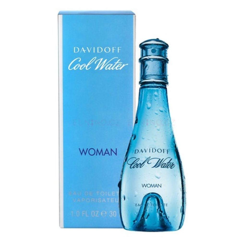Davidoff Cool Water For Woman toaletní voda 30 ml