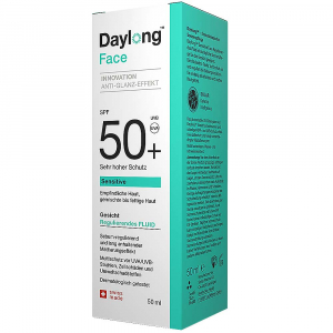 DAYLONG Face sensitive fluid na obličej SPF 50+ 50 ml