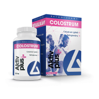 DELTA MEDICAL Aktiv plus+ Colostrum & Betaglukany 60 kapslí