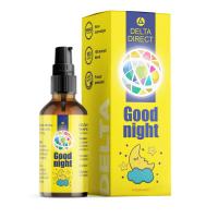 DELTA DIRECT Good night pomaranč sprej na pokožku 30 ml