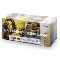 DELTA COLLAGEN La Femme & Ki mg Lion Collagen rozpustný prášek 196 g + 240 g