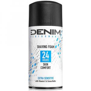 DENIM Performance Extra Sensitive pěna na holení 300 ml