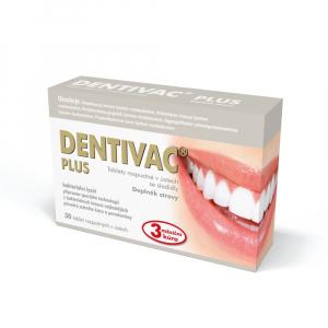 BIOVETA Dentivac plus 30 rozpustných tablet