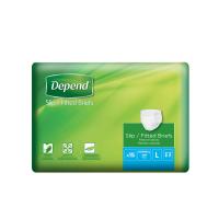 DEPEND Slip normal inkontinenční kalhotky L 15 ks