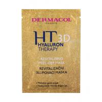 DERMACOL 3D Hyaluron Therapy Revitalizační slupovací maska 15 ml