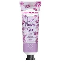 DERMACOL Flower Care Opojný krém na ruce Šeřík 30 ml