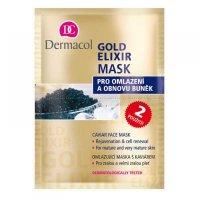 DERMACOL Omlazující maska s kaviárem 2x8 g