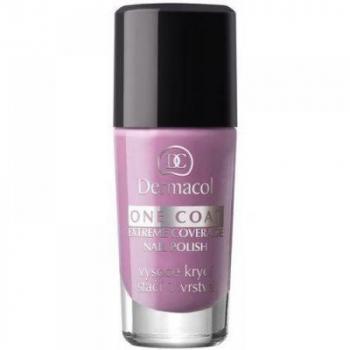 DERMACOL Růžový lak na nehty 10 ml