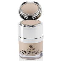 DERMACOL Make-up s kaviárem a korektor 1 Pale 30 ml