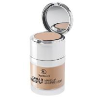 DERMACOL Make-up s kaviárem a korektor 4 Tan 30 ml