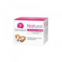 DERMACOL Výživný mandlový denní krém v kelímku 50 ml